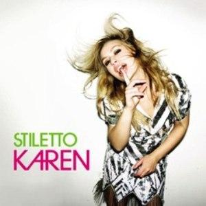 Karen альбом Stiletto