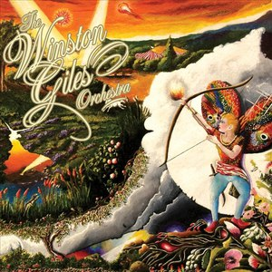 The Winston Giles Orchestra альбом Soundtracks For Sunrise