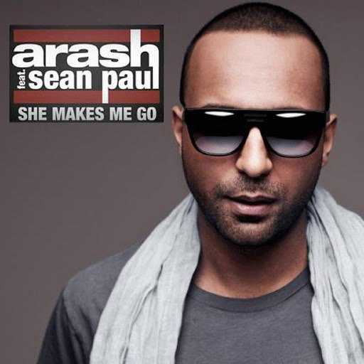 Arash альбом She Makes Me Go (feat. Sean Paul)