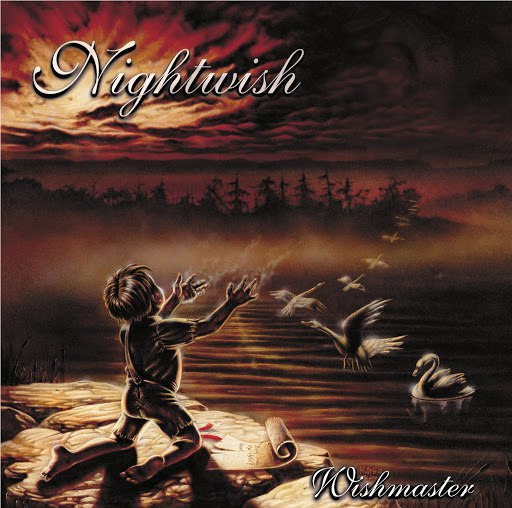 Nightwish альбом Wishmaster (International Edition)