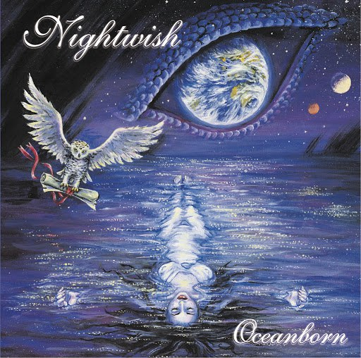 Nightwish альбом Oceanborn (International edition)