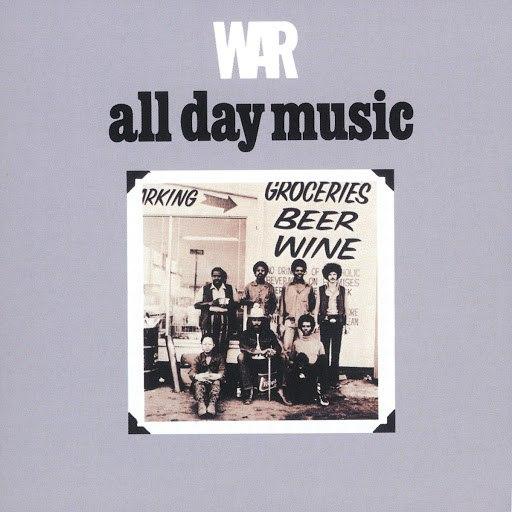 War альбом All Day Music