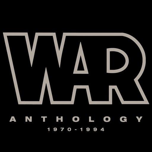 War альбом Anthology 1970-1994