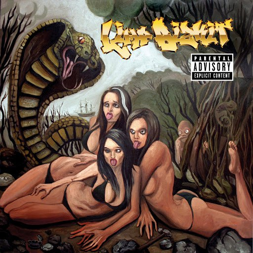 Limp Bizkit альбом Gold Cobra (Deluxe)