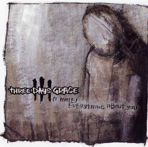 Three Days Grace альбом I Hate Everything About You