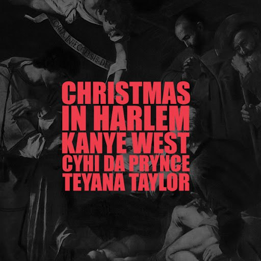 Kanye West album Christmas in Harlem