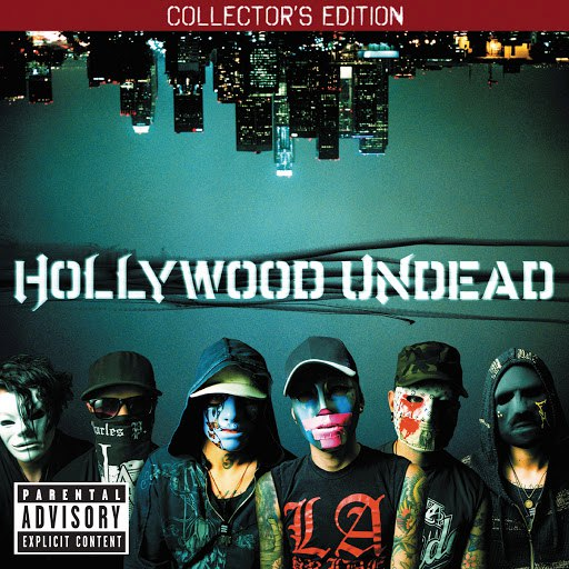 Hollywood Undead альбом Swan Songs (Collector's Edition)