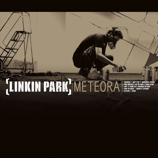 Linkin Park album Meteora (Bonus Track Version)