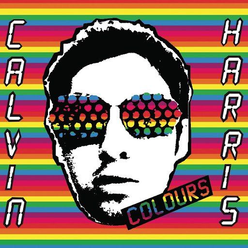 Альбом Calvin Harris Colours