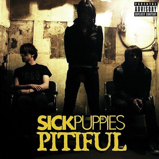 Sick Puppies альбом Pitiful (Parental Advisory)