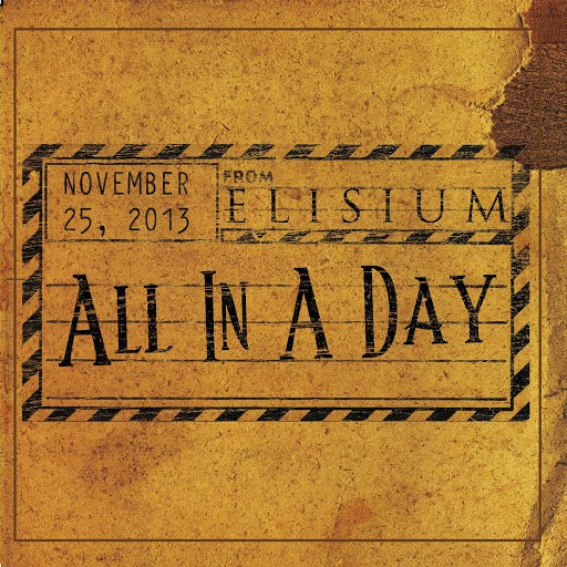 Элизиум альбом All in a Day