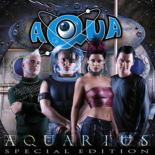 AQUA альбом Aquarius (Special Edition)