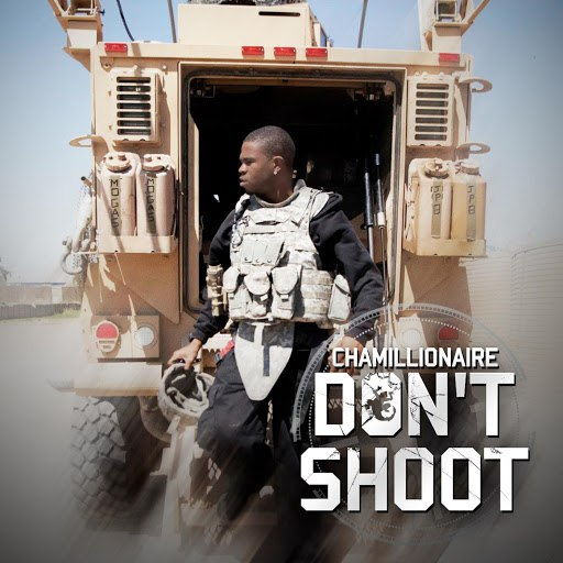 Chamillionaire альбом Don't Shoot