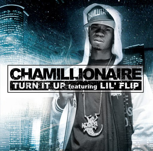 Chamillionaire альбом Turn It Up