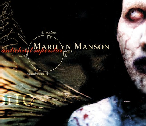 Marilyn Manson альбом Antichrist Superstar