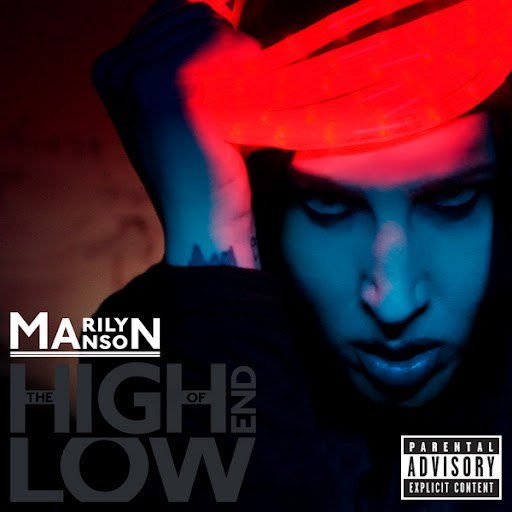 Marilyn Manson альбом The High End Of Low (Deluxe)