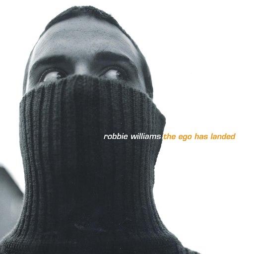 Robbie Williams альбом The Ego Has Landed