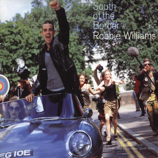 Robbie Williams альбом South Of The Border (187 Lockdown's Southside Dub)