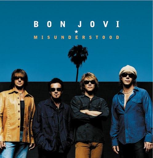 Bon Jovi альбом Misunderstood (Live)