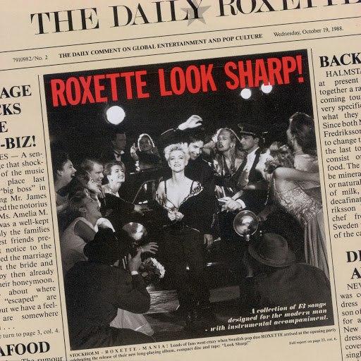 Roxette альбом Look Sharp!