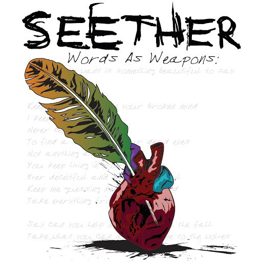 Seether альбом Words As Weapons