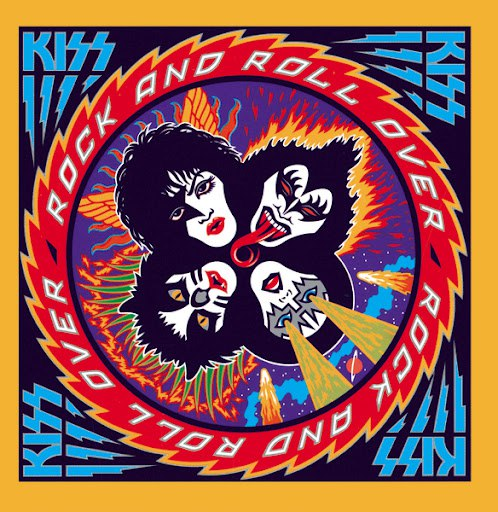 Kiss альбом Rock And Roll Over (Remastered)