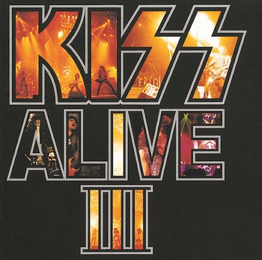 Kiss альбом Alive III