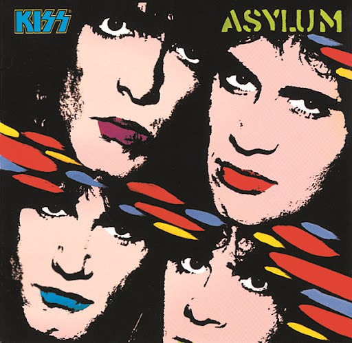 Kiss альбом Asylum (Remastered)