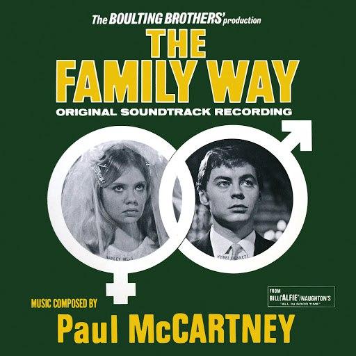 Paul McCartney альбом The Family Way