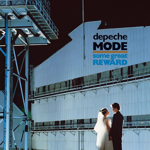 Depeche Mode альбом Some Great Reward (2006 Remastered Edition)