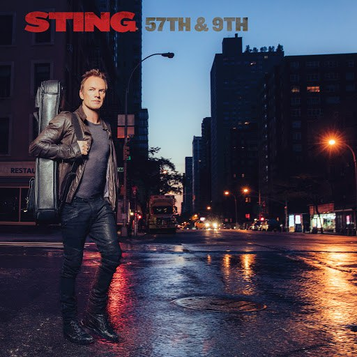 Sting альбом 57TH & 9TH (Deluxe)