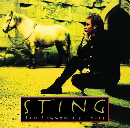 Sting альбом Ten Summoner's Tales