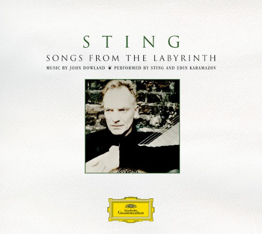 Sting альбом Dowland: Songs From The Labyrinth