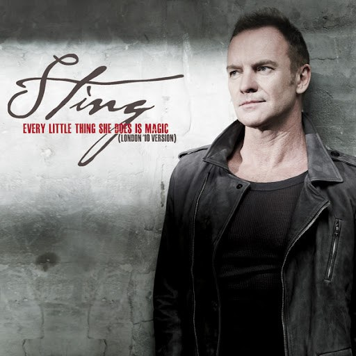 Sting альбом Every Little Thing She Does is Magic (London '10 Version)