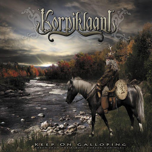Korpiklaani альбом Keep on Galloping