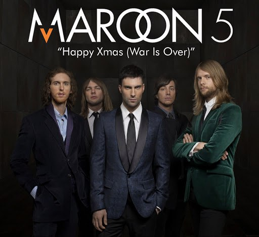 Maroon 5 альбом Happy Christmas (War Is Over)