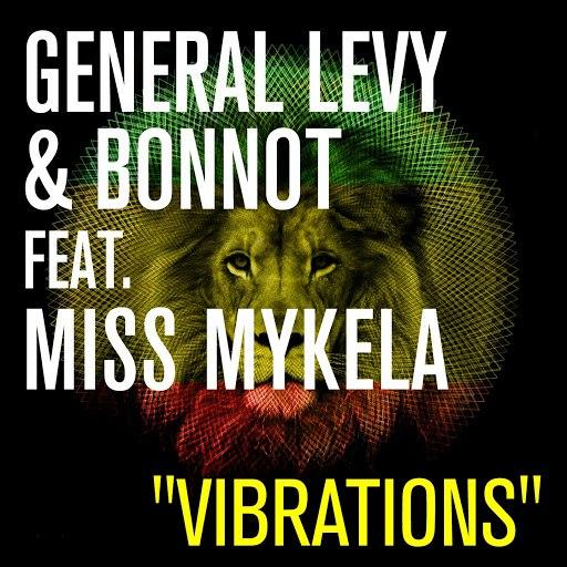 General Levy альбом Vibrations (feat. Miss Mykela)