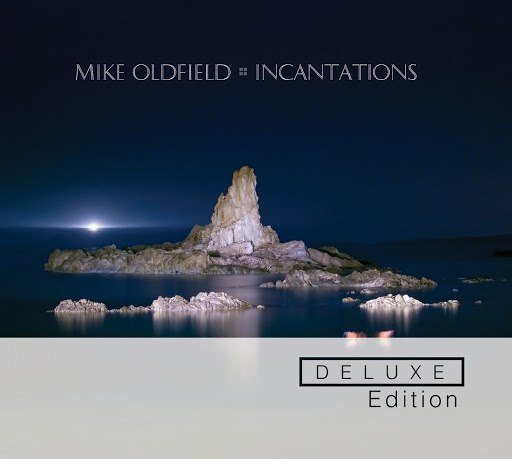 MIKE OLDFIELD альбом Incantations (Deluxe Edition)