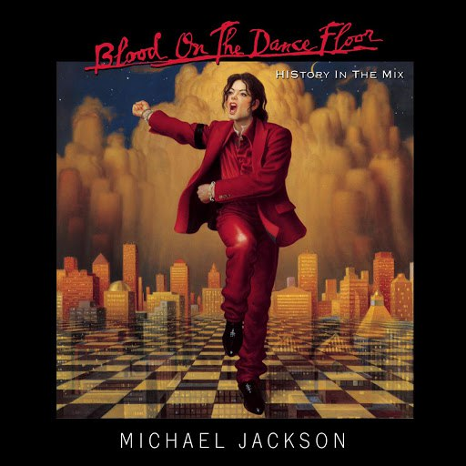 Michael Jackson альбом BLOOD ON THE DANCE FLOOR/ HIStory In The Mix