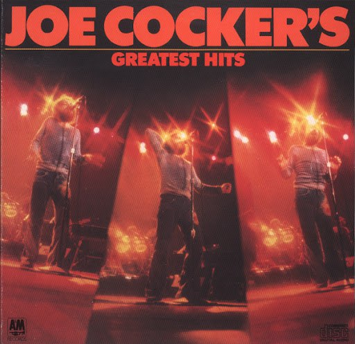 Joe Cocker альбом Joe Cocker's Greatest Hits