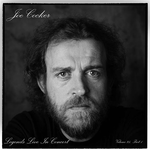 Joe Cocker альбом Legends Live In Concert Vol. 25, Part 1