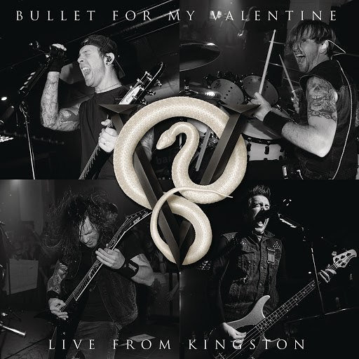 Bullet for My Valentine альбом Live From Kingston (Google Play EP)