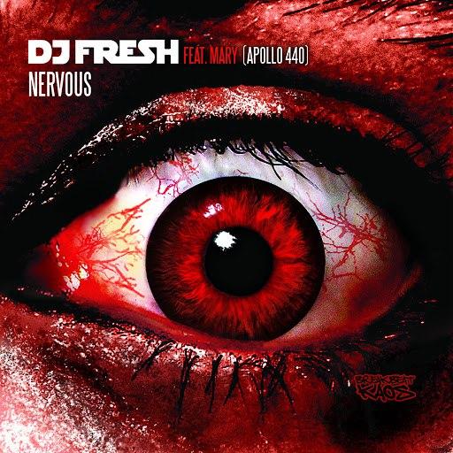 DJ Fresh альбом Nervous
