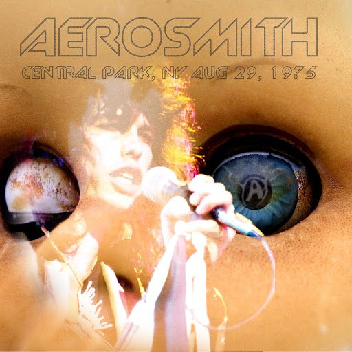 Aerosmith альбом Central Park, NY Aug 29th 1975 (Remastered) [Live FM Radio Concert In Superb Fidelity]