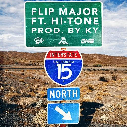 Flip Major альбом 15 North (feat. Hi-Tone)