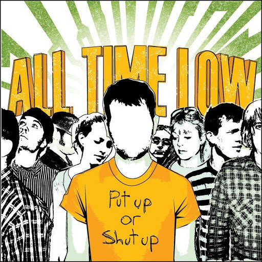 All Time Low альбом Put Up Or Shut Up