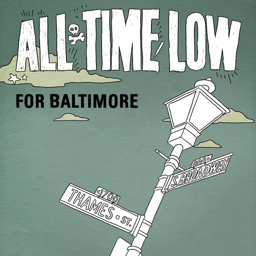 All Time Low альбом For Baltimore