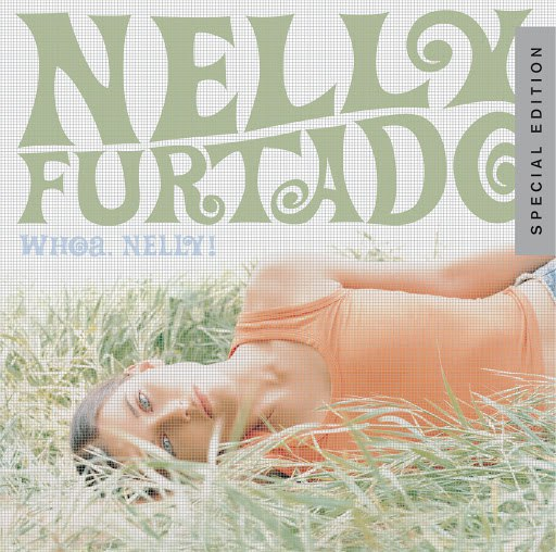 Nelly Furtado альбом Whoa, Nelly! (Special Edition)