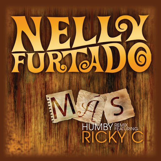 Nelly Furtado альбом Más (Humby Remix)