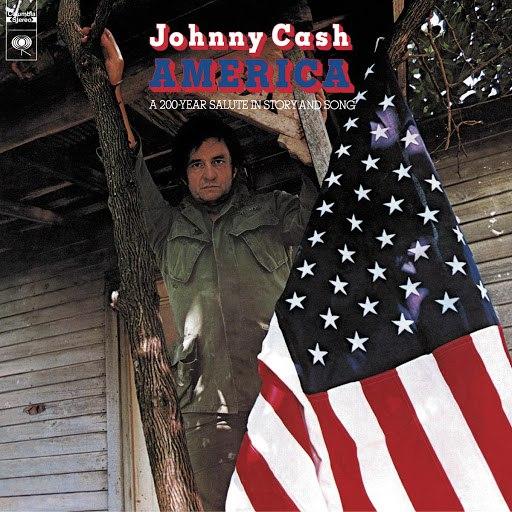 Johnny Cash альбом America